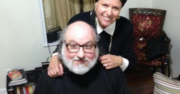 Jonathan Pollard et sa femme Esther