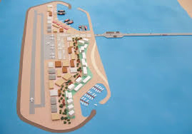 Le ministre de la construction israélien est en faveur d'une île artificielle à Gaza