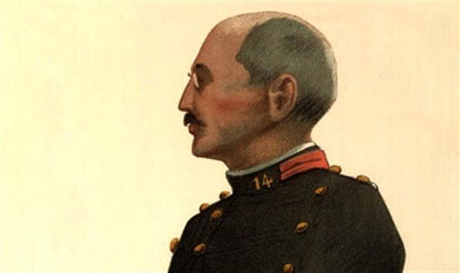 La ville de Mulhouse érige une statue à la mémoire d'Alfred Dreyfus