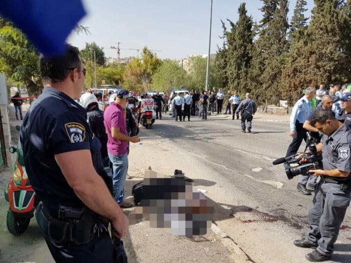 Attentat à Jérusalem: 6 blessés dont deux femmes dans un état grave