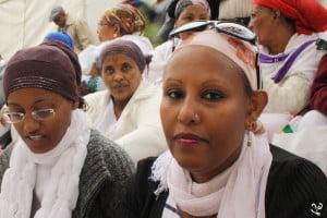 Alyah Ethiopie cette nuit à Ben-Gourion