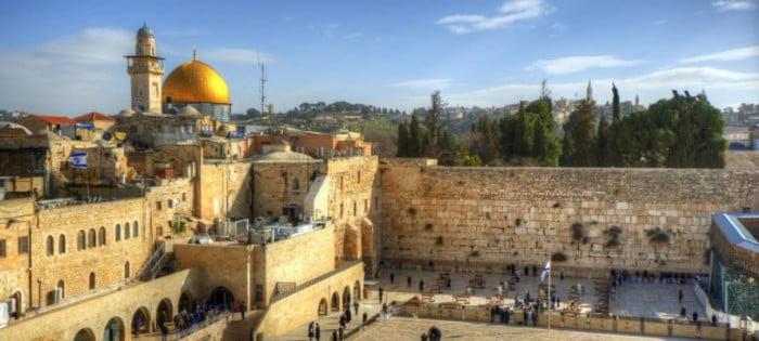Que reste-t-il de Jérusalem aux Juifs?