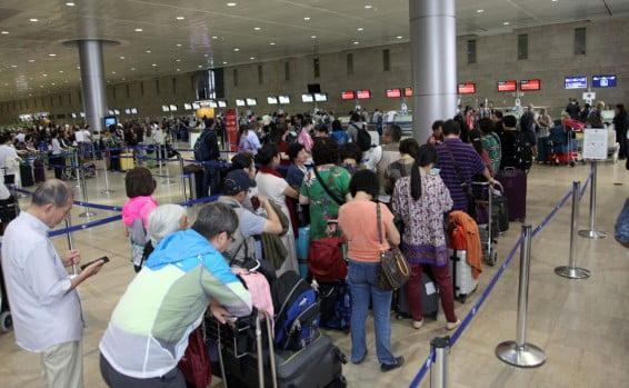 65000 voyageurs attendus ce jeudi à l'aéroport Ben Gurion