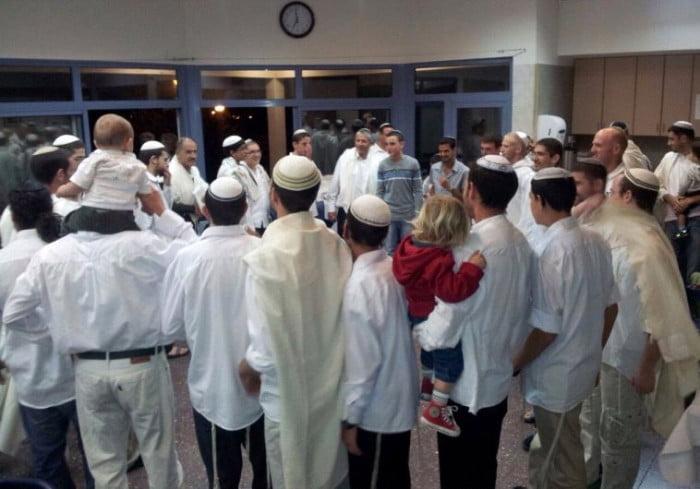 Des bénévoles pour sublimer le Yom Kippour des communautés laïques