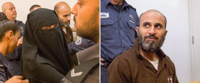 Le couple d'arabes israéliens qui avait rejoint Daesh est de retour en Israël