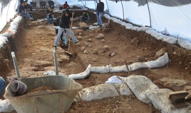 Jérusalem: Des fouilles ont révélé une bataille romaine de la période du second Temple