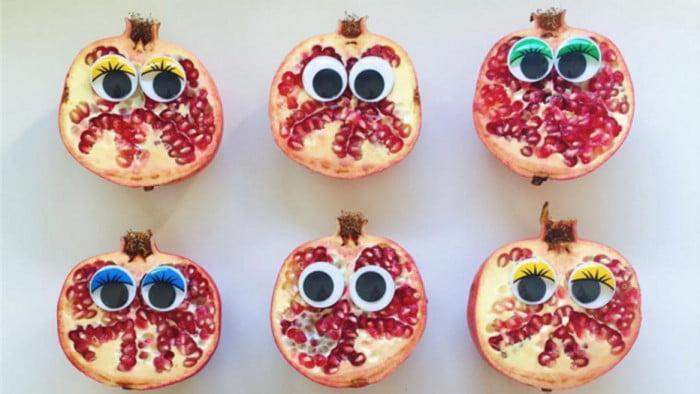 Une designer israélienne surprend avec ses créations alimentaires rigolotes