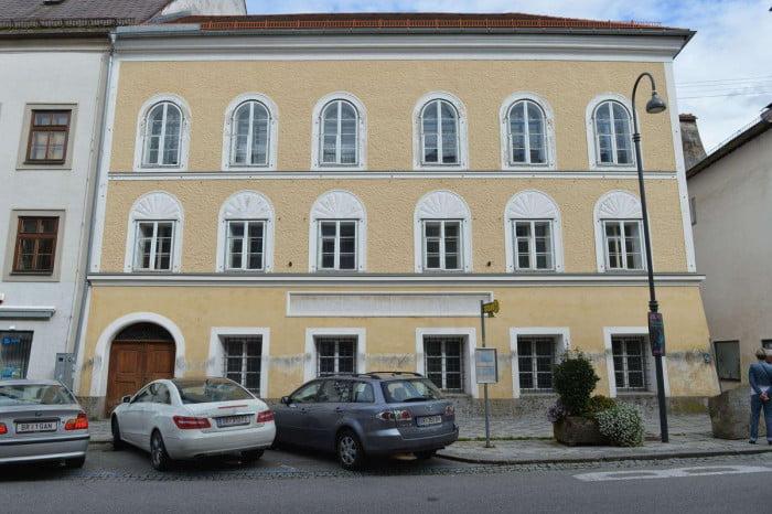 L'Autriche fait marche arrière au sujet de la démolition de la maison natale d'Hitler