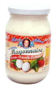 Mayonnaise de Mémé Hélène
