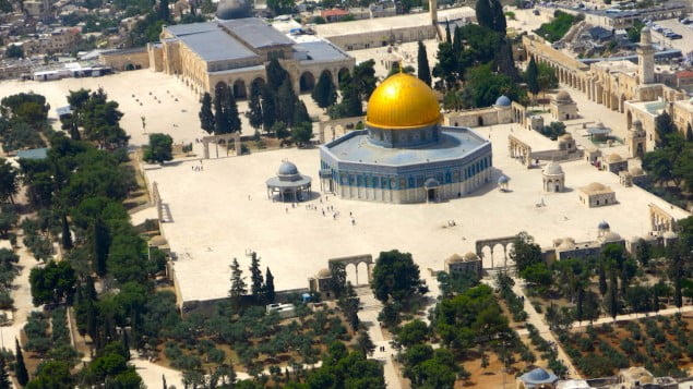 Le Mont du Temple