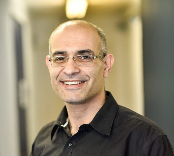 Le Professeur Yuval Shaked