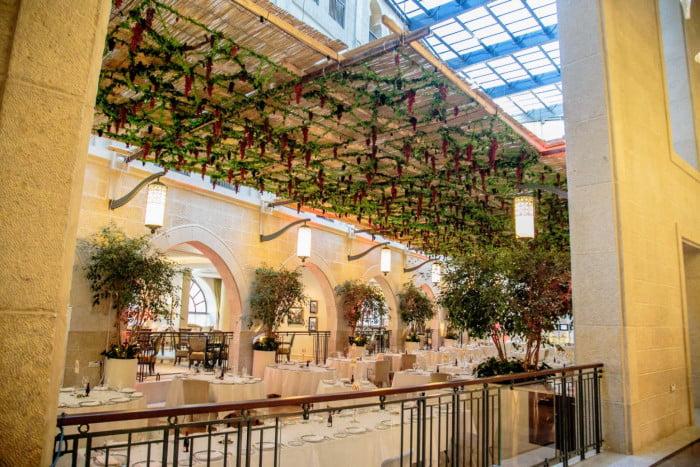 Les plus belles cabanes de Souccot construites en Israël
