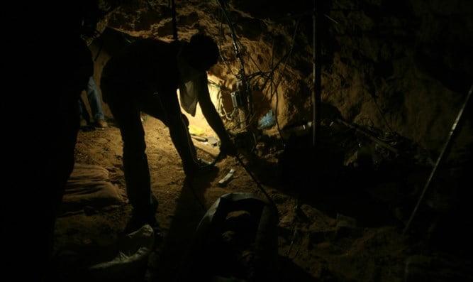 Nouvel effondrement: la solidité des tunnels du Hamas laisse à désirer