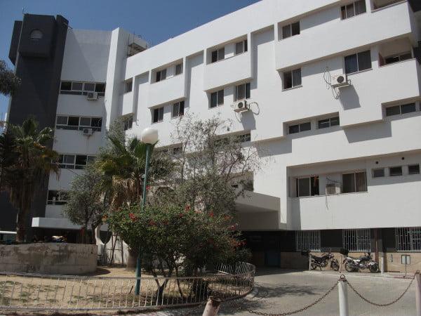 L'hôpital Al-Shifa à Gaza