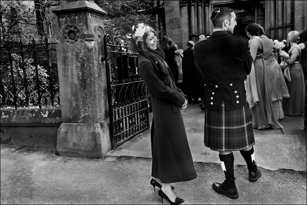 La communauté juive écossaise