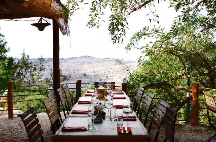 Le restaurant de référence Rama's Kitchen victime du feu à Nataf