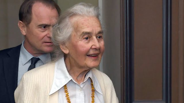 Nouvelle condamnation pour la grand-mère nazie