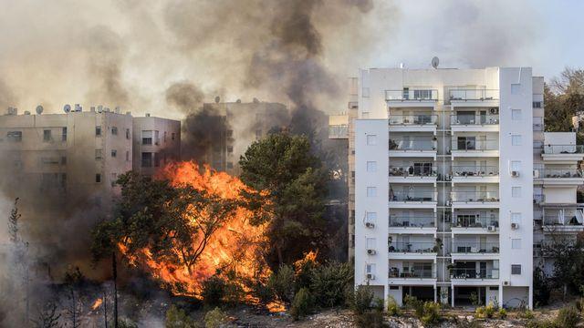 Israël: une indemnisation d'urgence pour chaque victime des incendies
