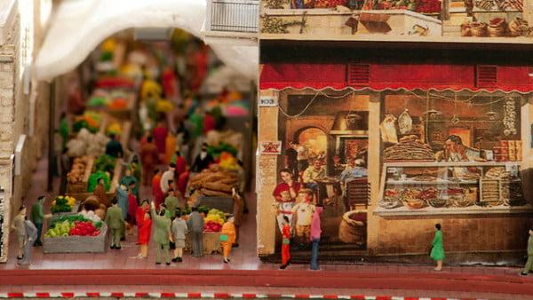 Le marché Mahane Yehouda