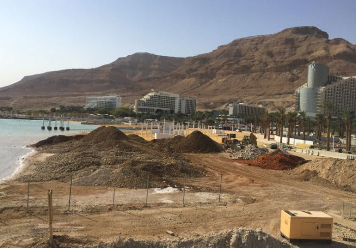 Israël: une seconde vie pour la mer morte