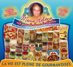 Mémé Hélène la grande dame du Casher en France