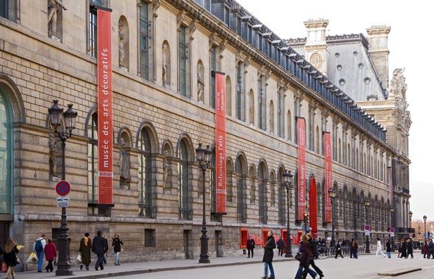 Paris les croquis d un officier nazi au mus e des arts d coratifs alliance le premier - Musee des arts decoratifs metro ...