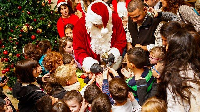 Israël se prépare à accueillir les touristes de Noël