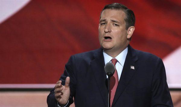 Le sénateur Cruz