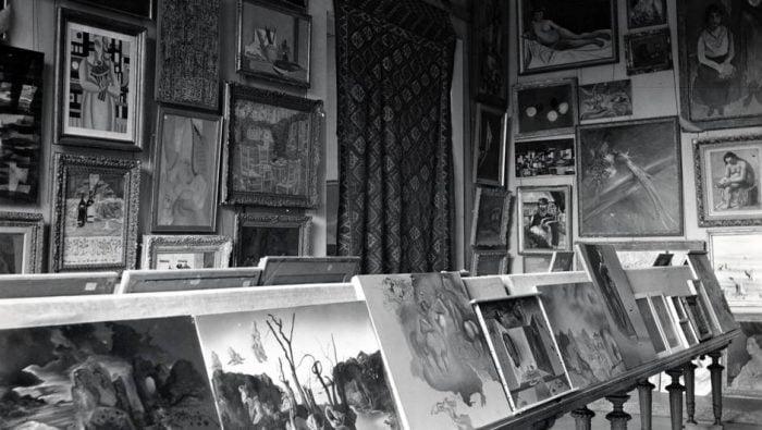 USA : adoption de la loi de récupération des œuvres d'art pillées par les nazis