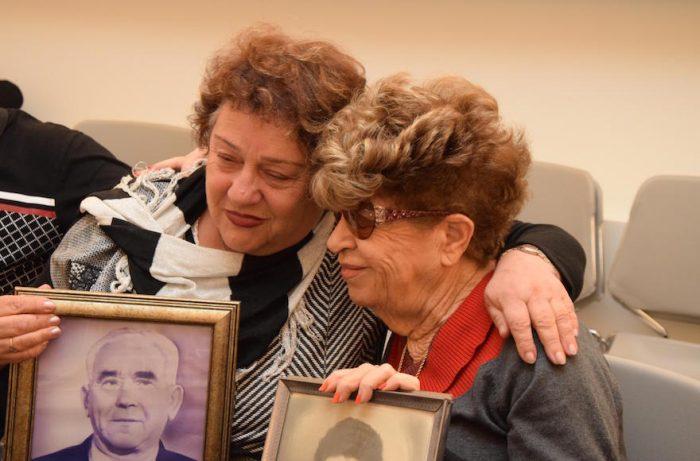 Israël: retrouvailles miraculeuses à Yad Vashem
