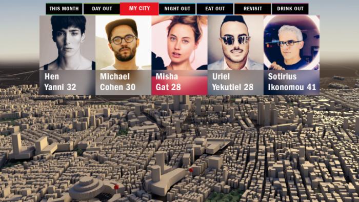 Israël: la réalité virtuelle pour découvrir Tel Aviv