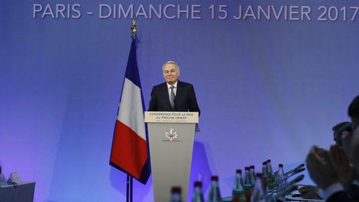 Un avant goût de la conférence de paix de Paris