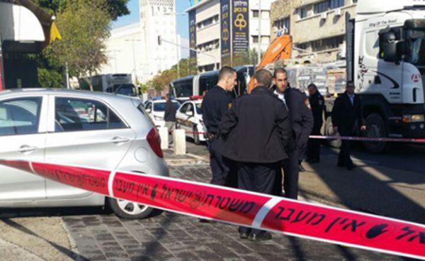 Attentat à Kiriat Yam