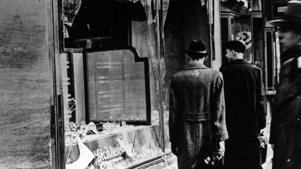 Le 9 Novembre 1938: la Nuit de Cristal