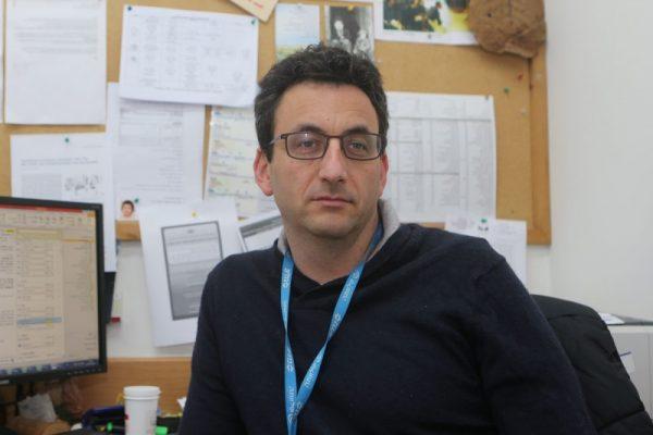 Le Dr Ouri Nitzan