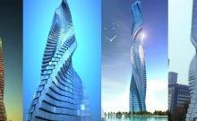 L'architecte du gratte ciel rotatif de Dubaï est israélien