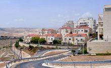 Israël: la Judée-Samarie, un Etat indépendant?