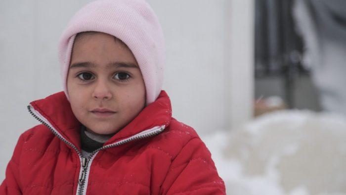 Israël: un projet pour les enfants syriens réfugiés