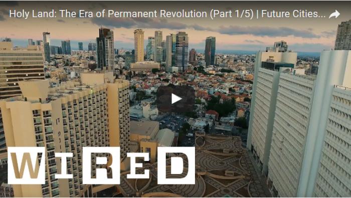 Avec WIRED, entrez sur la scène des startups d'Israël