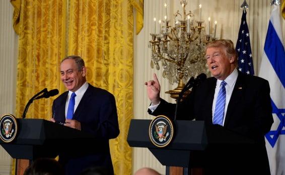 Netanyahu: Trump est un grand ami du peuple juif