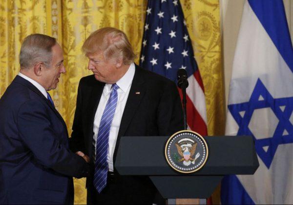 Selon Netanyahu, Trump est un grand ami du peuple juif