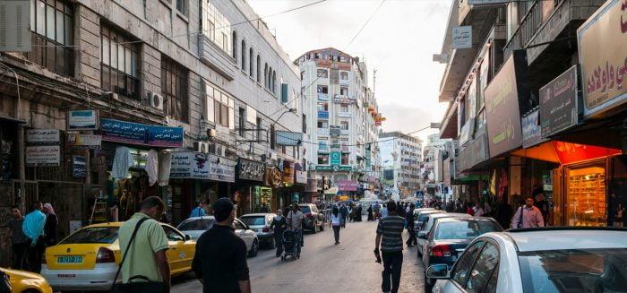 Israël: visiter Ramallah en toute sécurité avec Goggle Maps