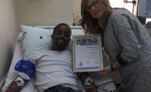Israël: le don de moelle osseuse d'un soldat éthiopien
