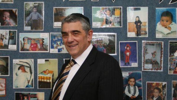 Eli Schussheim, président du groupe anti-avortement Efrat