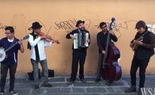 Surprise: l'étoile Klezmer montante du Mexique n'est pas juive