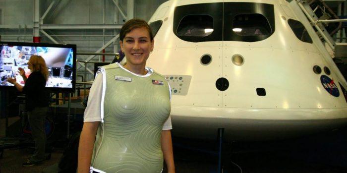 Une combinaison spatiale israélienne pour voyager sur Mars