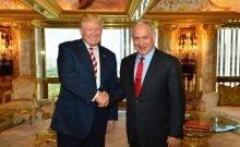 L'interview de Donald Trump dans un média israélien