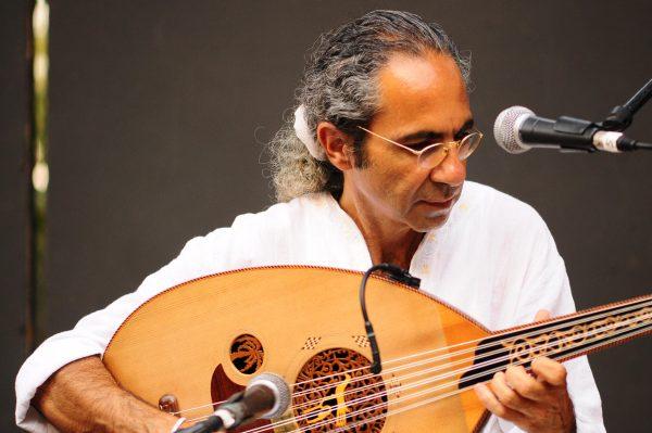 Yair Dalal, célèbre joueur d'oud