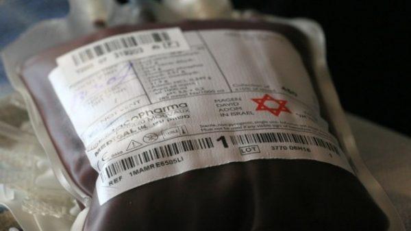 100 poches de sang et de plasma envoyées au Pérou