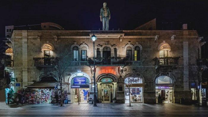 Jérusalem: le festival d'hiver qui réchauffe ses nuits rudes